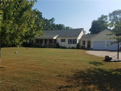 North Kingstown Single Family Home For Sale: 36 Tully Wy