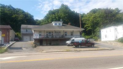 Johnston Commercial For Sale: 244 Putnam Pike