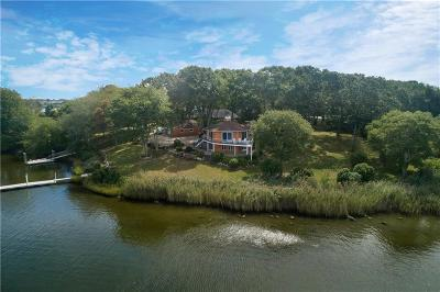 Charlestown RI Single Family Home For Sale: $2,300,000