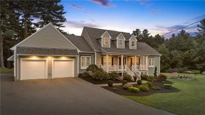 North Smithfield RI Single Family Home For Sale: $500,000