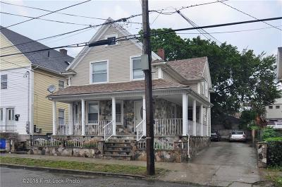 Providence RI Single Family Home For Sale: $179,900