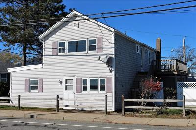 Portsmouth Multi Family Home For Sale: 378 Park Av