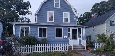 Warwick Single Family Home For Sale: 21 Wilcox St