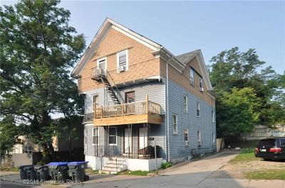 Providence RI Multi Family Home For Sale: $199,000