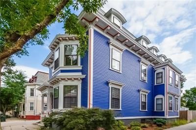 Providence Condo/Townhouse Act Und Contract: 24 Wood St, Unit#3 #3