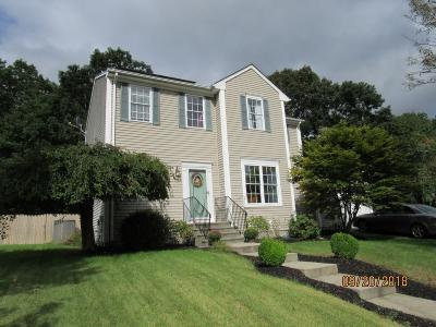 Coventry Single Family Home For Sale: 57 Remington Farm Dr