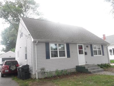 Providence RI Single Family Home For Sale: $229,900