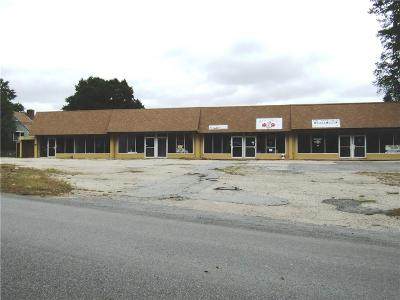 Burrillville Commercial For Sale: 249 - 263 Hill Rd