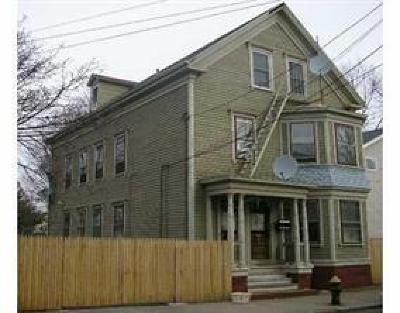 Multi Family Home For Sale: 45 Wendell St