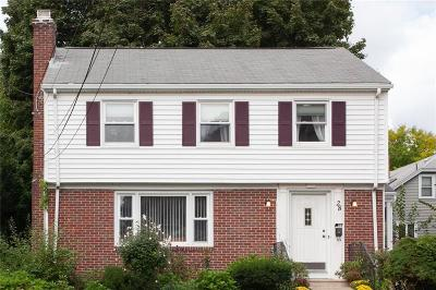 Providence Single Family Home For Sale: 28 Hilltop Av