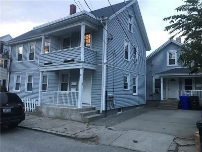 Central Falls Multi Family Home For Sale: 47 - 49 Sylvian St
