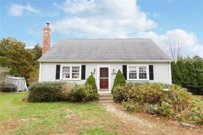 Jamestown Single Family Home For Sale: 20 Keel Av