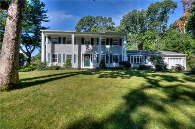 East Greenwich Single Family Home For Sale: 27 Sycamore Dr