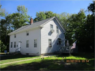 Coventry Multi Family Home For Sale: 156 - 158 South Main St