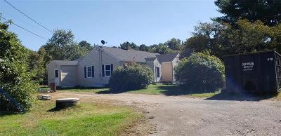 Hopkinton Single Family Home Act Und Contract: 174 Ashaway Rd