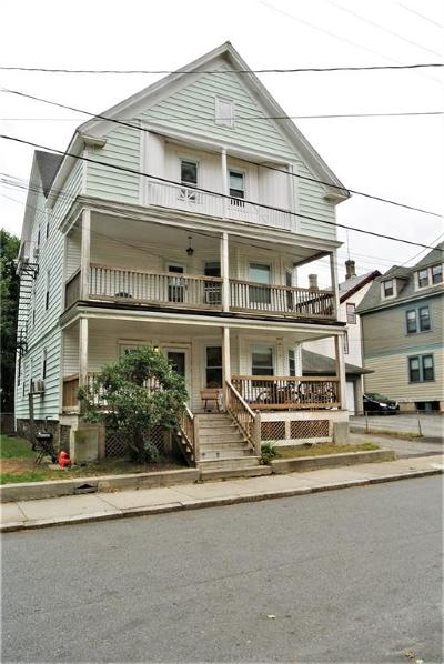 Woonsocket Multi Family Home For Sale: 123 Snow St