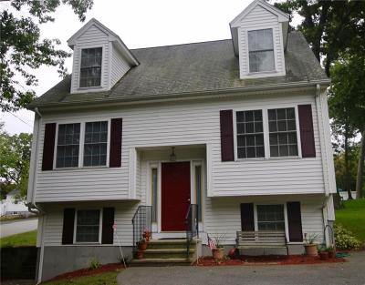Lincoln Single Family Home For Sale: 60 Meader St