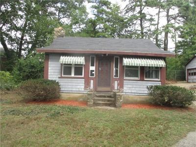 Johnston Single Family Home For Sale: 2 Byrd St