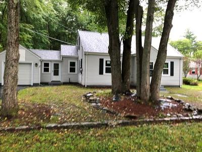 Burrillville Single Family Home For Sale: 34 Howard Av