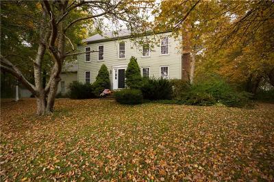 Newport County Single Family Home For Sale: 30 Kubla Ct