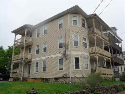 Woonsocket Multi Family Home Act Und Contract: 230 Dulude Av