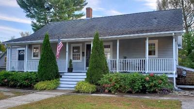 Burrillville Single Family Home For Sale: 325 Chapel St