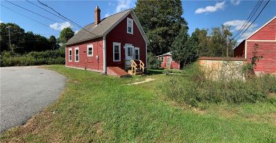 North Kingstown Multi Family Home For Sale: 935 Ten Rod Rd