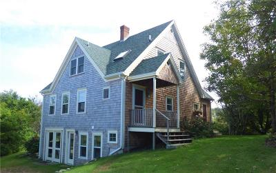 Block Island Single Family Home For Sale: 1554 Off Old Town Rd