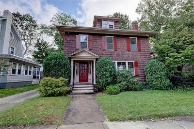 Pawtucket Single Family Home Act Und Contract: 36 Cooke St