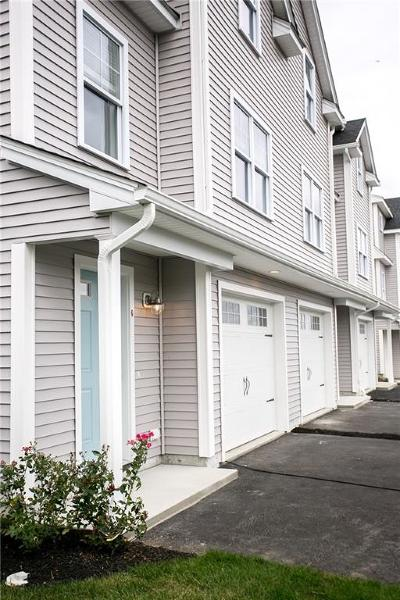 Newport Condo/Townhouse Act Und Contract: 20 Mariner Wy