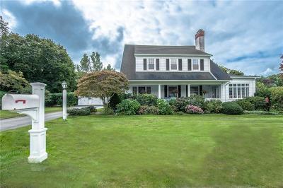 Warwick Single Family Home For Sale: 54 Kirby Av