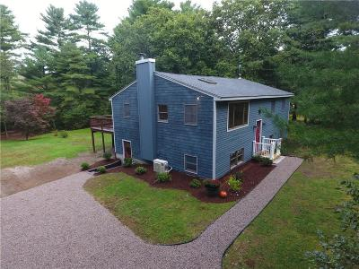 Single Family Home Act Und Contract: 58 Riverview Dr