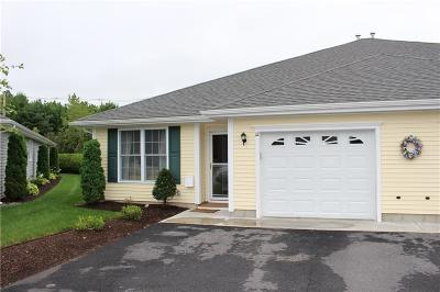 Coventry RI Condo/Townhouse For Sale: $277,500
