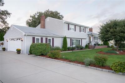 East Providence Single Family Home Act Und Contract: 18 Oxford St