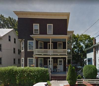 Woonsocket Multi Family Home Act Und Contract: 48 Rebekah St