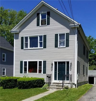 Bristol Multi Family Home For Sale: 97 Franklin St