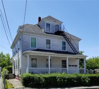 Bristol County Multi Family Home For Sale: 16 Roma St