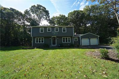 South Kingstown Single Family Home Act Und Contract: 10 Heritage Dr