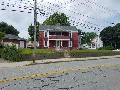 Woonsocket Single Family Home For Sale: 225 Logee St