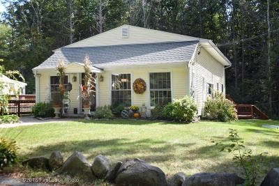 Glocester Single Family Home Act Und Contract: 88 Lake View Dr