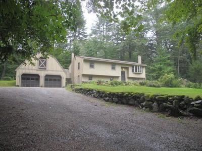 Burrillville Single Family Home Act Und Contract: 240 Wakefield Rd