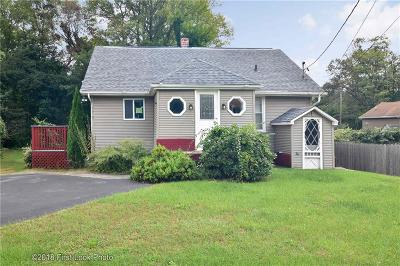 Woonsocket Single Family Home For Sale: 175 Congress St