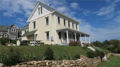Block Island Condo/Townhouse For Sale: 472 Old Town Rd, Unit#1+2 #1+2