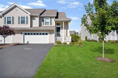 Cumberland Condo/Townhouse Act Und Contract: 43 Streamview Dr