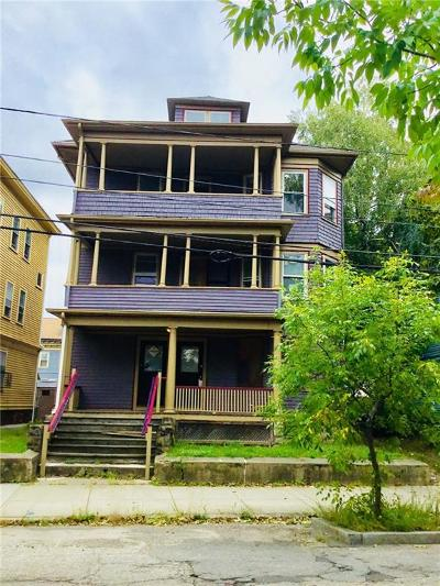 Providence Multi Family Home Act Und Contract: 124 - 126 Messer St