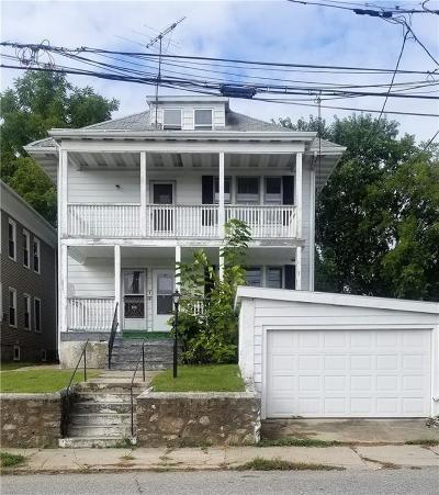 Multi Family Home For Sale: 184 3rd Av