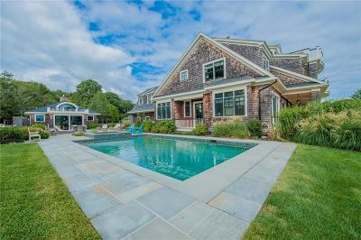 South Kingstown Single Family Home For Sale: 182 Torrey Rd