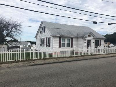 North Providence Multi Family Home Act Und Contract: 451 Woodward Rd