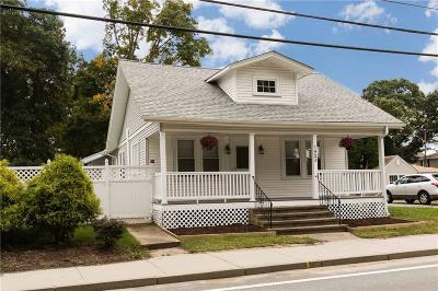 Cumberland Single Family Home For Sale: 1423 Diamond Hill Rd
