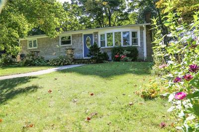 North Kingstown Single Family Home Act Und Contract: 11 Thelma Irene Dr